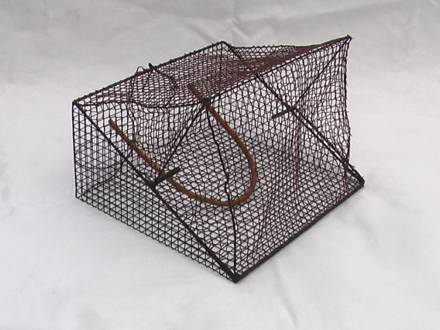 UCT30 - Universal cage trap. Dimensions: 30x28x13 cm.